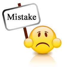 Kesalahan yang Sering Dilakukan Blogger Pemula